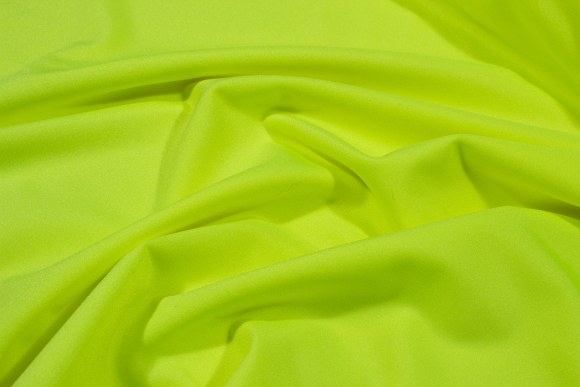 Neonyellow lycra for cyclingshorts, swimsuits etc.