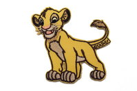 Patch Simba 6.5 x 6.5 cm
