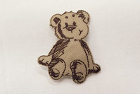 Patch teddy bear 5 x 3 cm