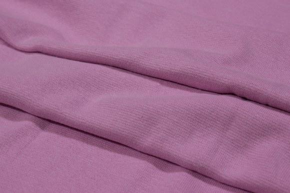 Pink rib-fabric in good quality