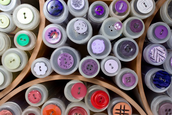 Purple buttons 1