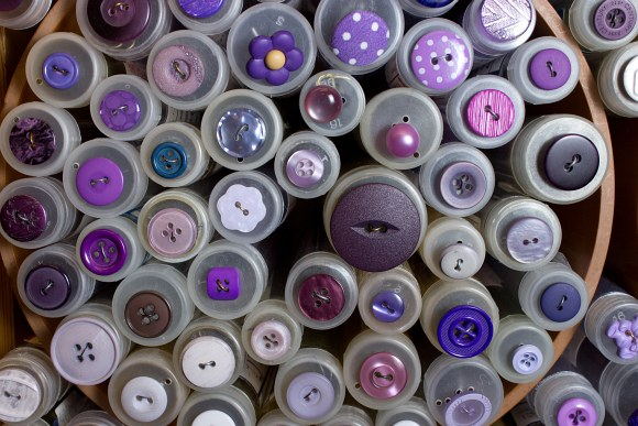 Purple buttons 2