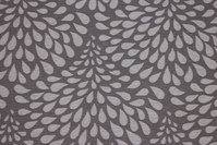 Rugged textile-table-cloth in grey nuances