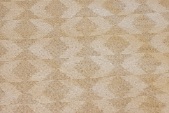 Sand and off white blend, 5 cm pattern