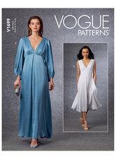 Dress. Vogue 1699.