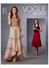 Skirt. Vogue 1703.