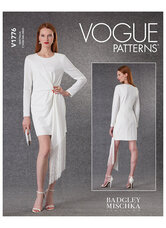 Dress. Vogue 1776.