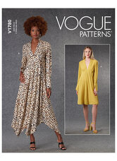 Dresses. Vogue 1780.