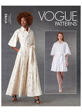 Dresses. Vogue 1783.