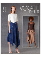 Skirts. Vogue 1787.