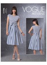Dress. Vogue 1795.