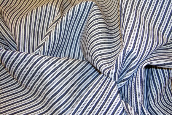 Madras og milk boy stripes in cotton