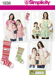 Childs & Misses Aprons