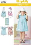 Child´s Easy to Sew Dresses