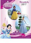 Girl Snow White and Cinderella Disney Princess Costumes