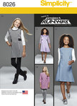 Girls´ and Girls´ Plus Project Runway Dress or Jumper