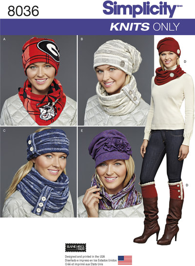 Misses´ Cold Weather Accessories
