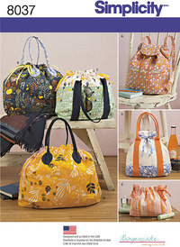 Backpack, Totes and Cosmetic Bag