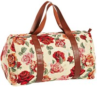 Travel bags. Burda 7119.