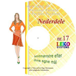 CD-rom no. 17 - Skirts