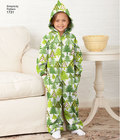 Child´s, Teens´ and Adults´ Fleece Jumpsuit