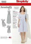Misses´ and Plus Size Amazing Fit Dresses