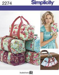 Bags. Simplicity 2274.