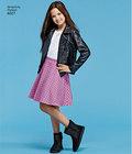 Child´s and Girls´ Sportswear Pattern