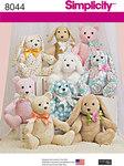 Two-Piece Stuffed Animals