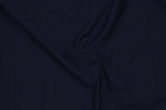 Dark navy cotton-jersey