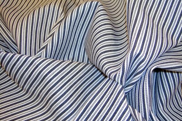 Madras og milk boy stripes in cotton