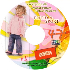 CD-rom no. 47 - Kids: Leisure and Sports