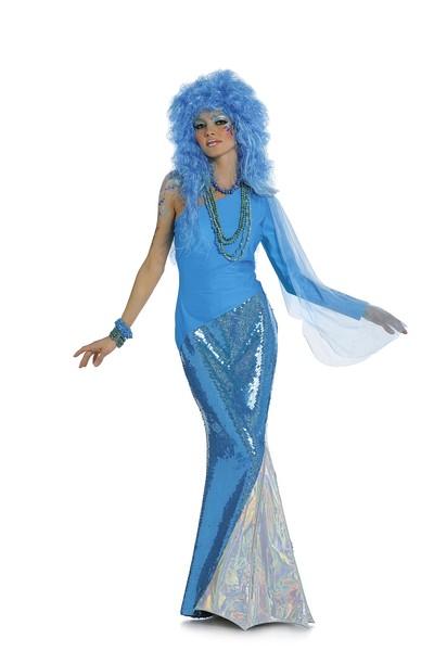 Water sprite, mermaid