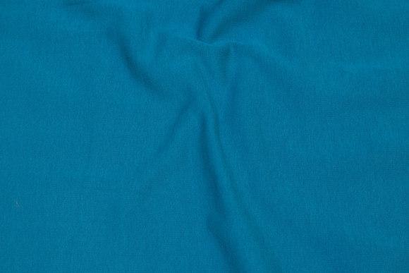 Softed winter-sweatshirt-fabric1n petrol-colored