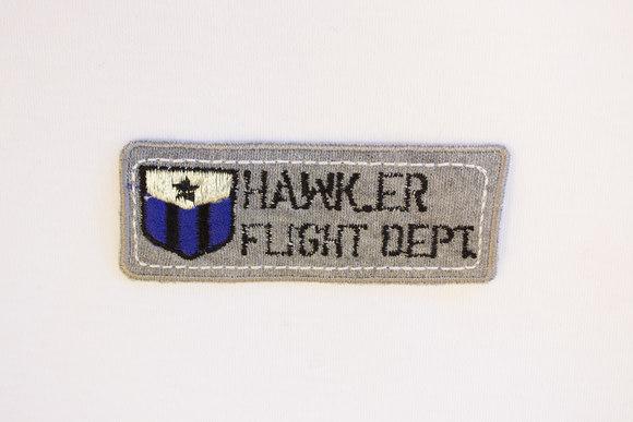 Flight patch 3x8cm
