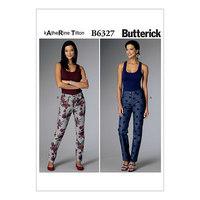 Shirt. Butterick 6327.
