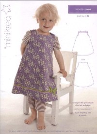 Spencer for child. Minikrea 20004.
