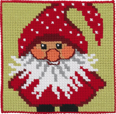Santa Claus, kids embroidery