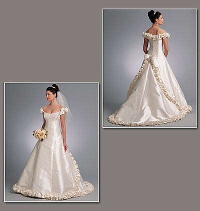 Wedding Dress - Bellville Sassoon