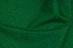 Dark green patchwork-cotton with speckles