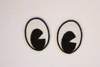 Eyes patches big 3 x 2 cm