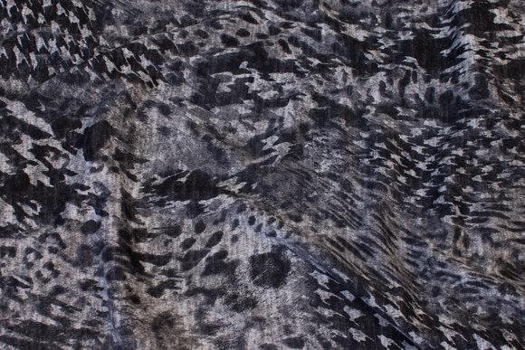 Lightweight, soft winter-jersey in grey nuances