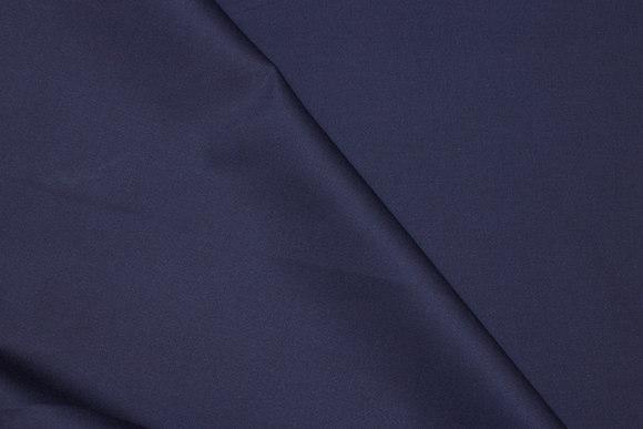 Pant-stretchtwill in dark navy