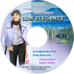 CD-rom no. 44 - Warm elegance