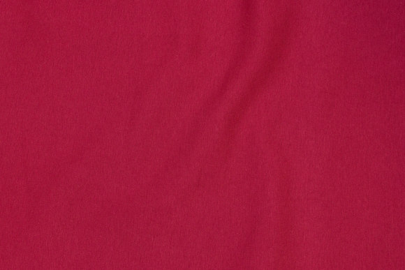 Rib-fabric in winter-red