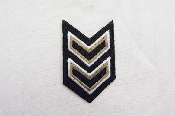 Army badge 4x6cm