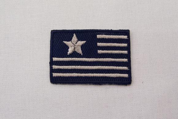 Signalflagpatch 2,5x4cm