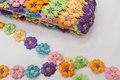 Flowerribbon 2cm.