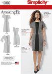 Misses´ & Plus Size Amazing Fit Dress