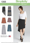 Misses Knit Skirts and Trousers